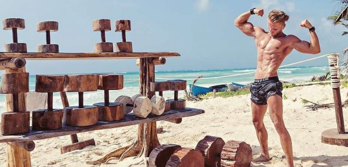 Tulum Jungle Gym – World's Best Beach Gym