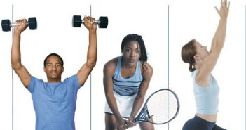 3 components of muscular fitness