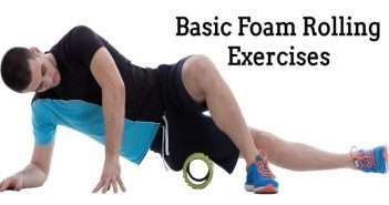Basic Foam Rolling Exercises