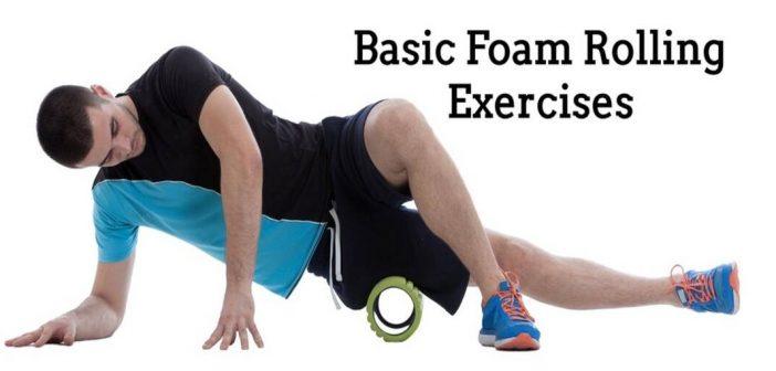 Basic Foam Rolling Exercises