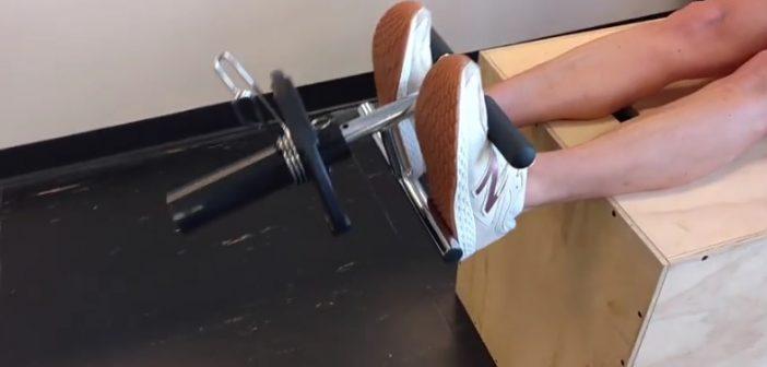 dard device ankle dorsiflexion