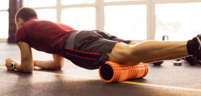 Foam Rolling Your Quadriceps