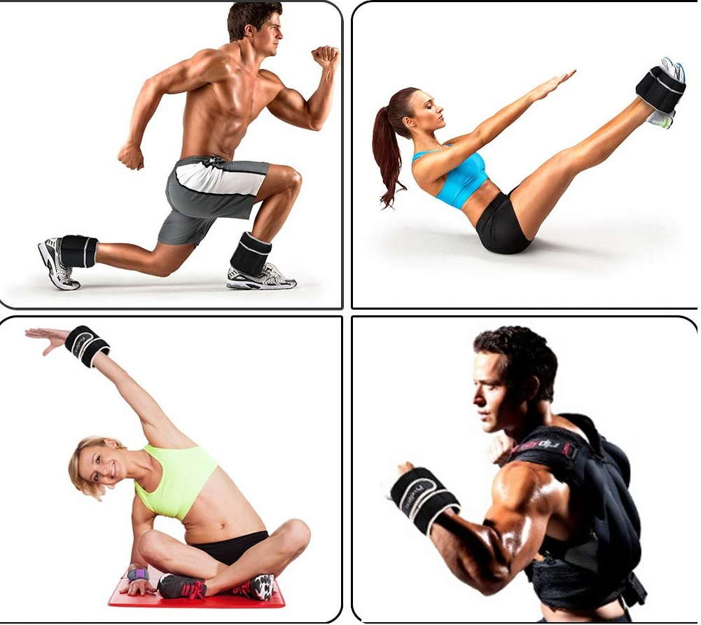 wearable weights strength training