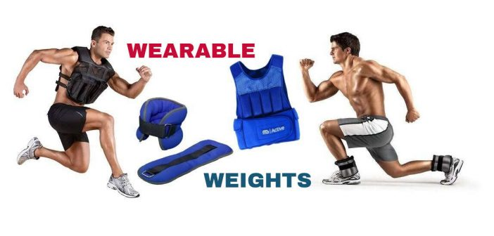 Wearable weights: Put your body-weight training at a higher level