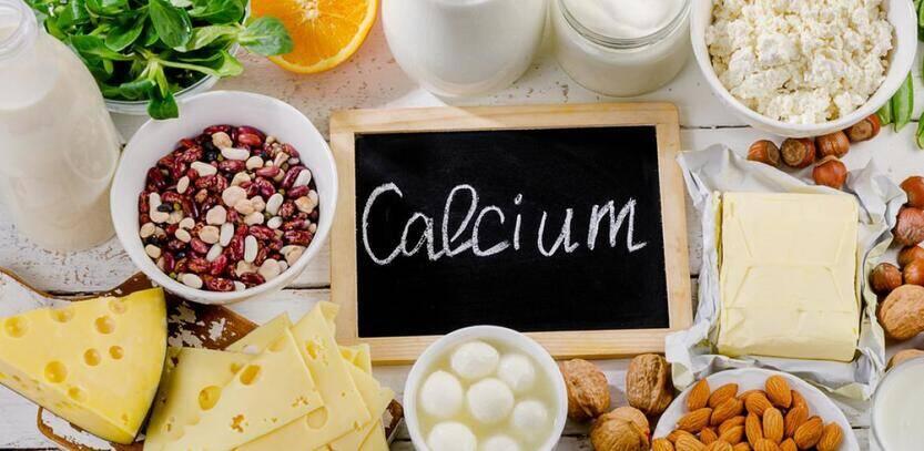Lack of calcium and cramps