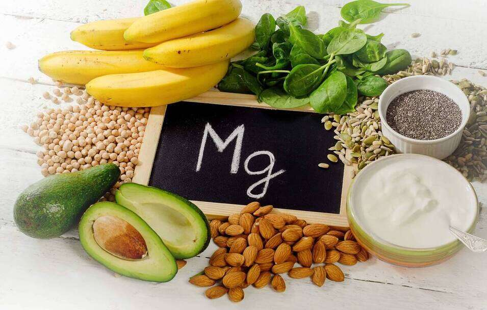 Lack of magnesium and muscle cramps