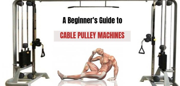 cable pulley machines in weight training
