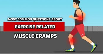 exercise related muscle cramps