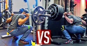 Smith machine squats Vs Barbell squats