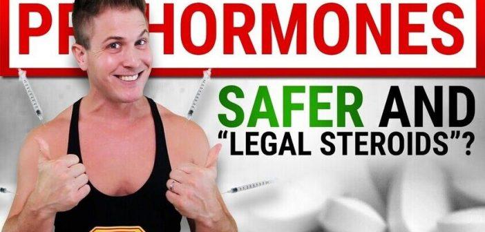 Prohormones - steroid precursor supplements