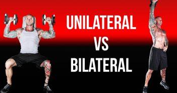 unilateral training & exercises
