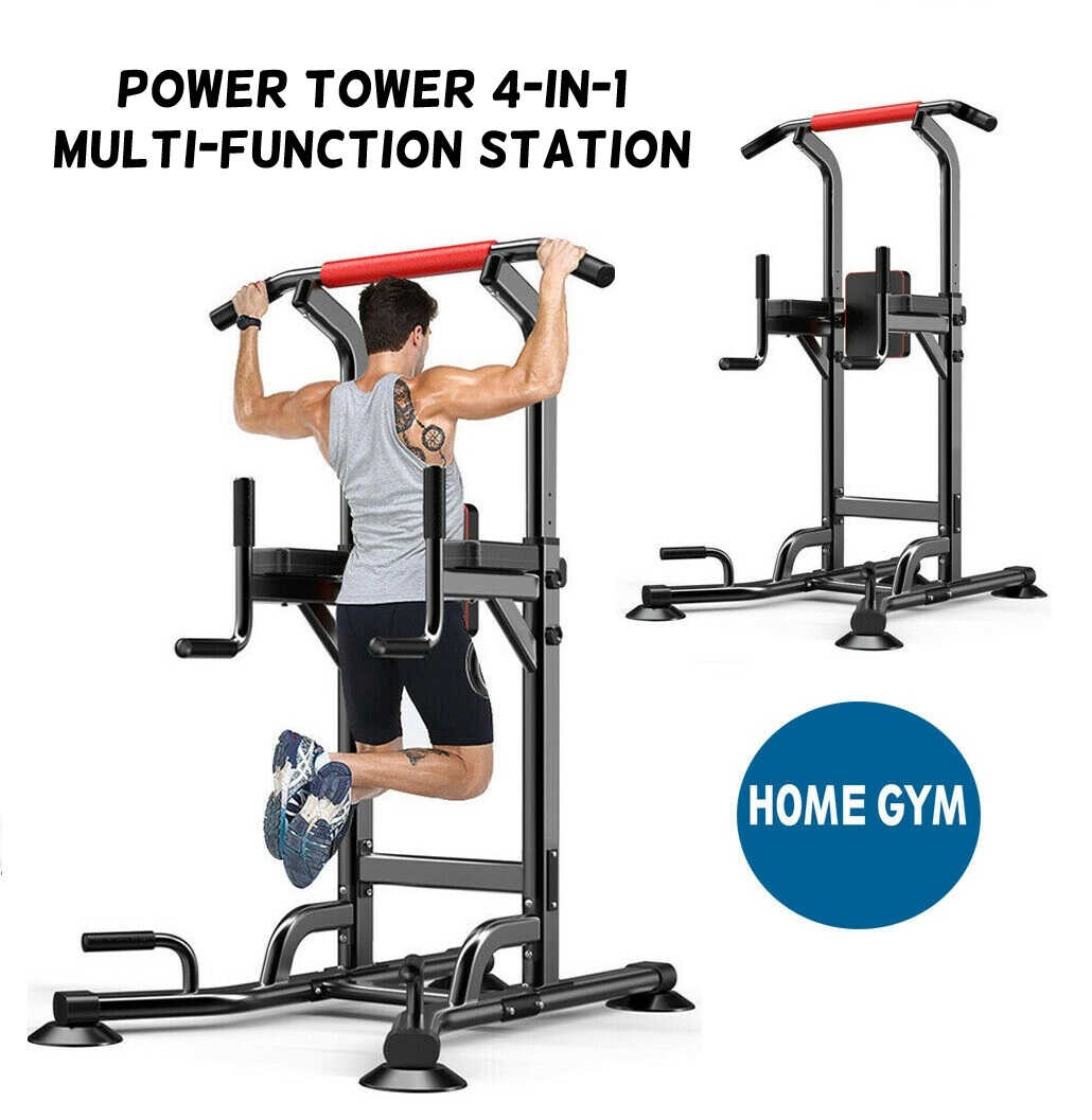 Power Tower 4-IN-1 Multi-Function Station
