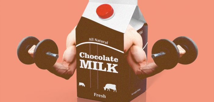 Chocolate Milk As a Post-Workout Recovery Dink