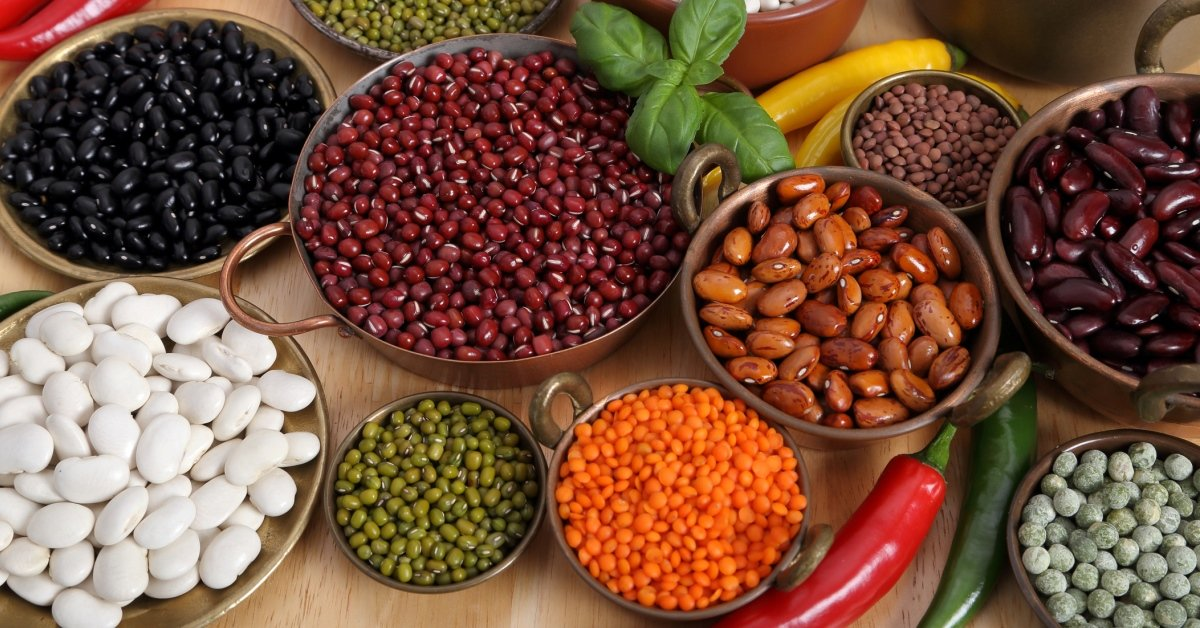 legumes and lentils nutritional facts