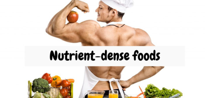 concept of nutrient density