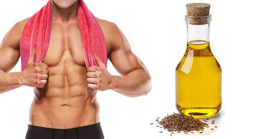 flaxseeds bodybuilders