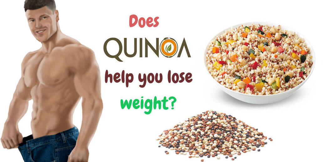 quinoa and weight loss