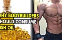 fish oil and bodybuilding