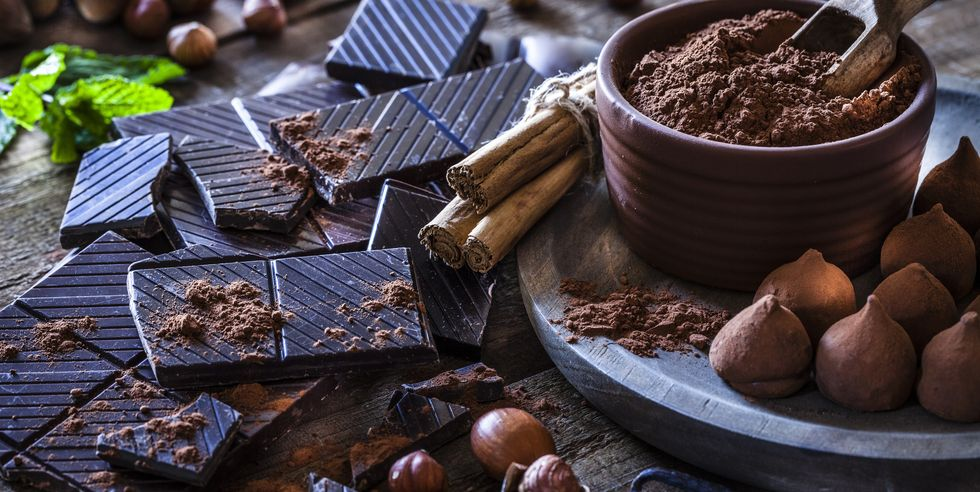 bitter dark chocolate health benefits