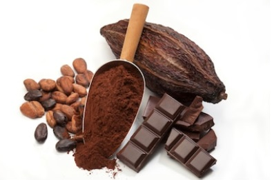 cocoa content in dark chocolate