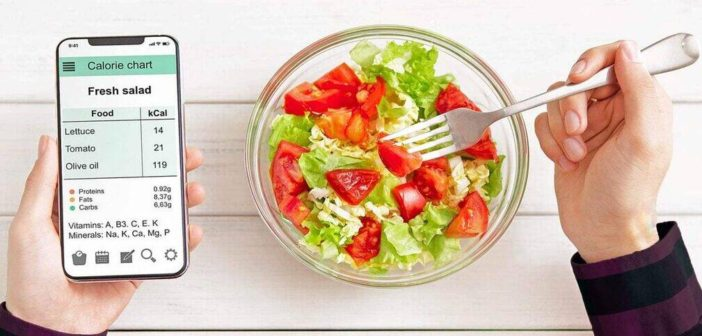 Computing the energy value of foods – daily caloric intake