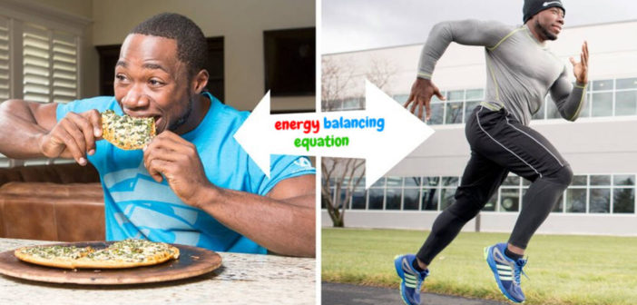 Energy balance equation: The key to weight management