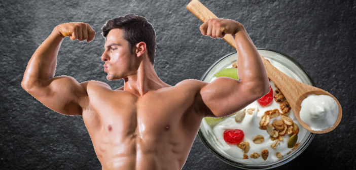 Yoghurt: Near-Perfect Post-Workout Recovery Drink