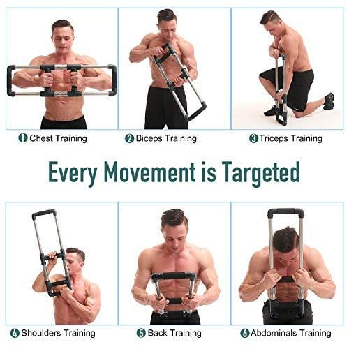 chest expander exercises