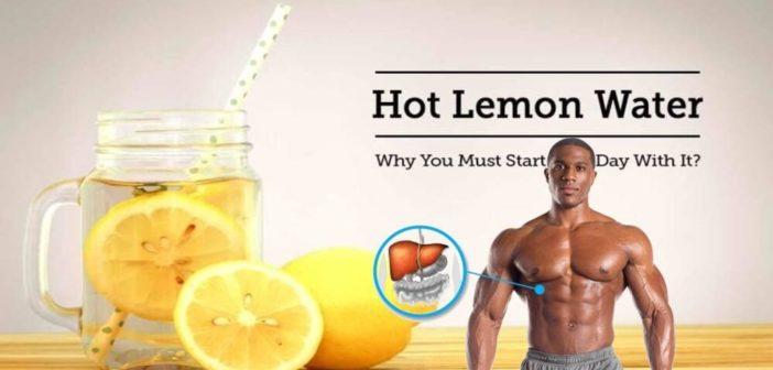 The Benefits of Drinking Warm Lemon Water