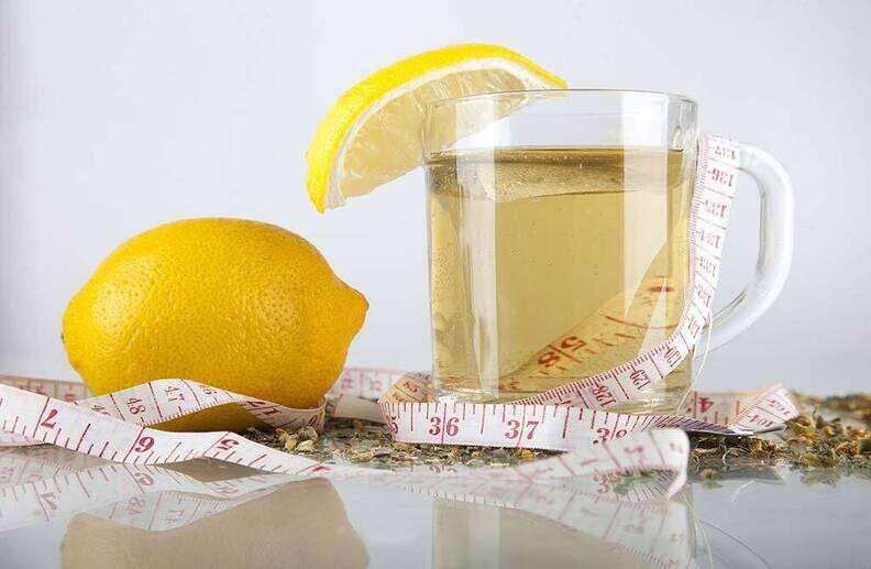 water lemon and weight loss
