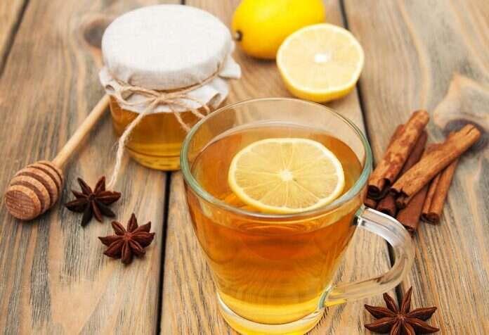 water lemon with honey benefits