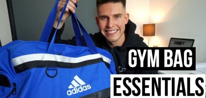 Gym-Bag Essentials: Packing the Perfect Gym Bag