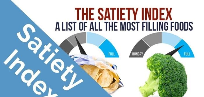 Satiety Index: Discover most filling foods