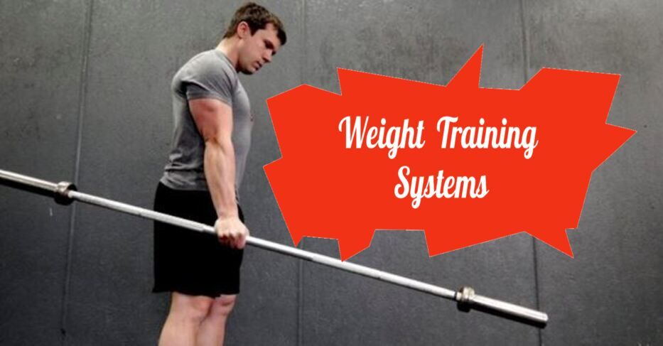 weight training systems