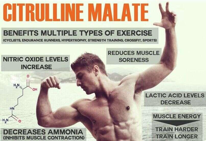 benefits citrulline malate