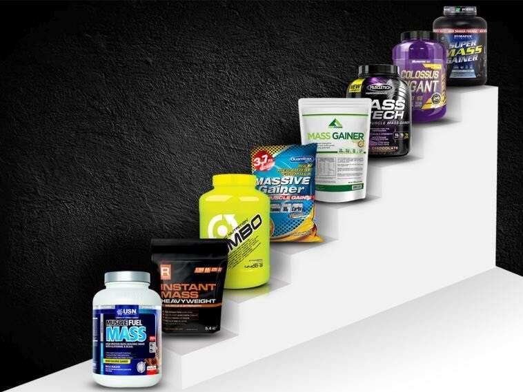 best mass gainer supplements