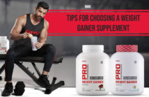 choosing weight gainer supplement