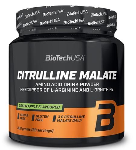 citrulline malate review