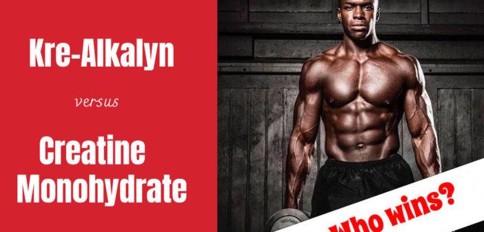 Kre-Alkalyn: Buffered Creatine Monohydrate