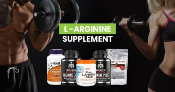 l-arginine pre-workout supplement