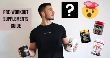 pre-workout supplements guide