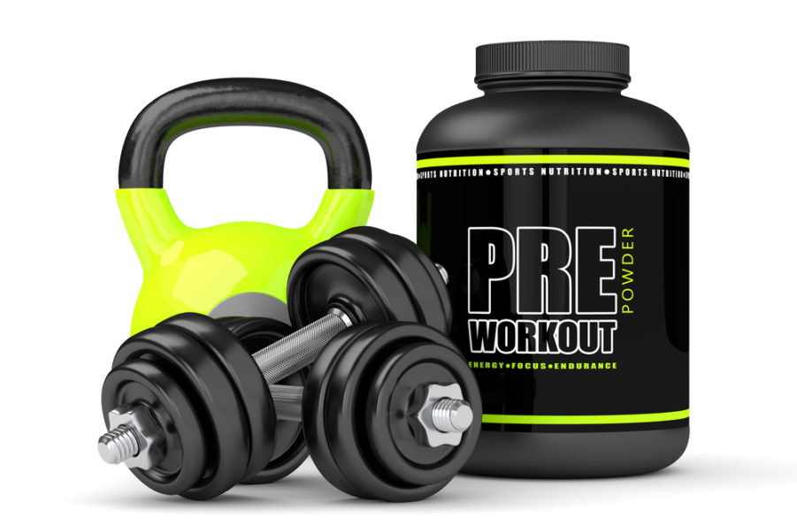 side effects of pre-workout formulations