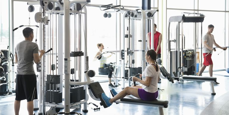 tips for finding a good gym